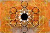 Geometry 4A Art Print