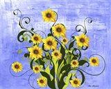 Sunflowers A Art Print