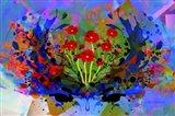 Color Explosion 7 Art Print