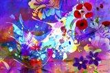 Color Explosion 8 Art Print