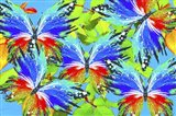 Butterflies 44 Art Print