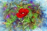 Color Explosion 13 Art Print