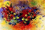 Color Explosion 14 Art Print
