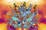 Color Explosion 20 Art Print