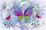 Color Explosion 21 Art Print
