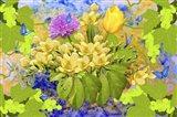 Flower Design 30 Art Print