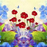 Flower Design 31 Art Print