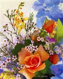 Flower Design N6 Art Print