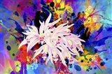Flower Design 6AB Art Print