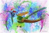 Nest Colors Art Print
