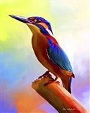 Tiny Bird Art Print