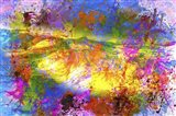 Sea Of Colors Art Print