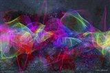 Color Explosion M9 Art Print