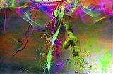Color Explosion V7 Art Print