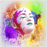 Colors Dream Art Print