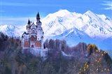 Castel Faraway Art Print