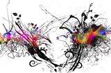 Color Explosion A7 Art Print