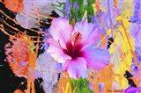 Flower Design K2 Art Print