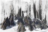 Black Mountain 1 Art Print