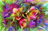 Flower Design K12 Art Print