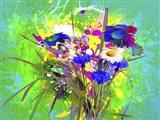Floral Bouquet Art Print