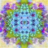 My Colorful Mind 6 Art Print