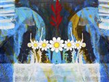 My Colorful Mind 9 Art Print