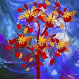 My Colorful Mind 11 Art Print