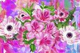 My Colorful Mind 13 Art Print