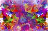 My Colorful Mind 14 Art Print