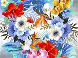 My Colorful Mind 16 Art Print