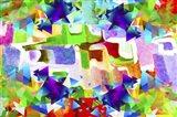 My Colorful Mind 17 Art Print