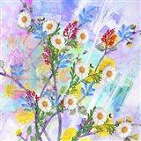 My Colorful Mind 19 Art Print