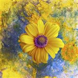 Yellow Is Nice Art Print