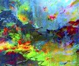 Abstract 1A Art Print