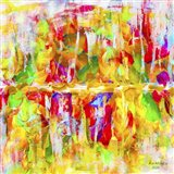 Emotion Explosion 15 Art Print