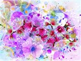 Flowers 48 Art Print