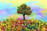 Nature And Colors 1 Art Print