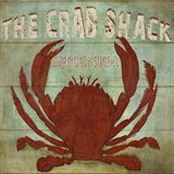 The Crab Shack Art Print