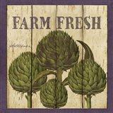 Farm Fresh Artichoke Art Print
