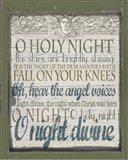 Oh Holy Night Art Print