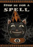 Stop By For A Spell Art Print