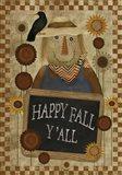 Scarecrow II Art Print
