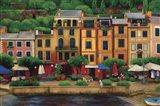 Buongiorno Portofino Art Print