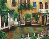 Canal Da Marco Art Print