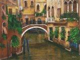 Venice Isle Art Print