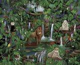 Enchanted Jungle Art Print