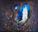 The Fairie Castle Art Print