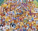Teddy Bear Fair Art Print