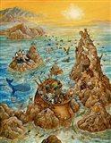 Noah's Sun Day Art Print